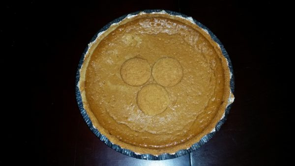 Photo of Ginger Snap Sweet Potato Pie